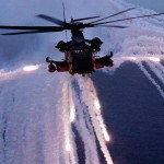 MH-53 Flares