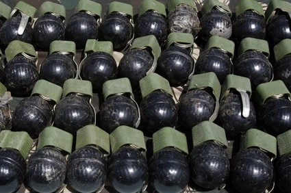 chinese grenades